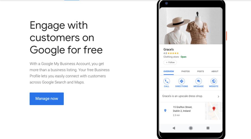 Google My Business Blog